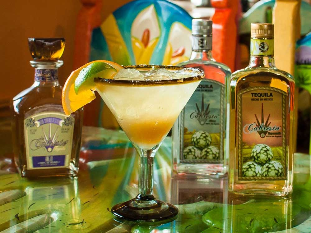 Add a margarita to the mix